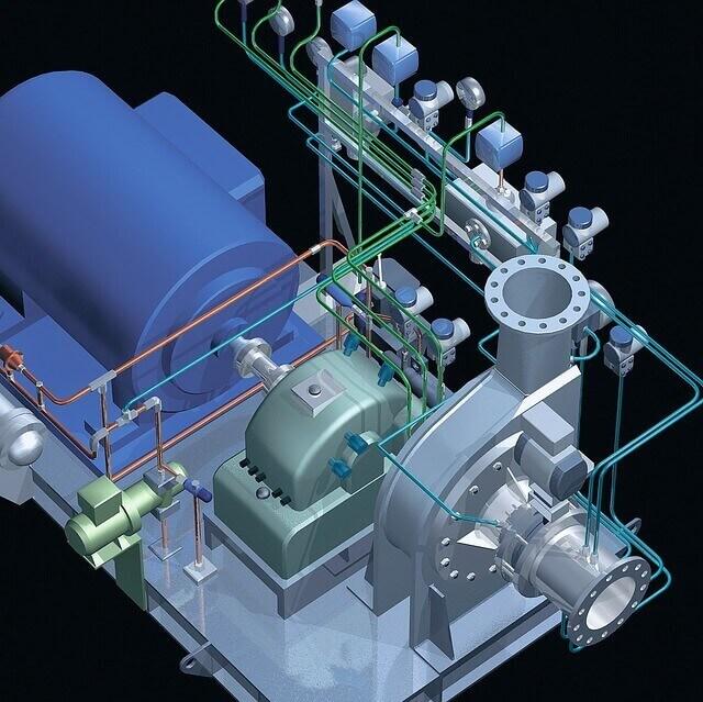 מדחס אוויר תעשייתי